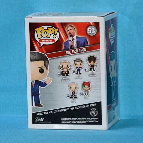 FUN30986 WWE Vince McMahon Pop 2 600x600 - WWE - Vince McMahon Pop! Vinyl Figure #53