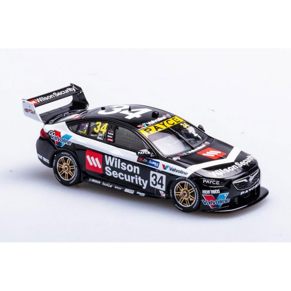 1:43 2018 Sandown 500 Retro Round – Holden ZB Commodore – Golding/Muscat