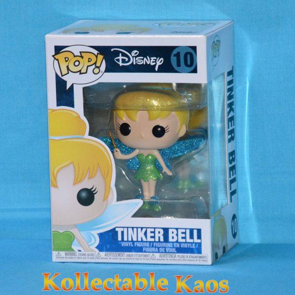 FUN21921 Tinker Bell Pop 1 600x600 - Peter Pan - Tinker Bell Diamond Glitter Pop! Vinyl Figure (RS) #10