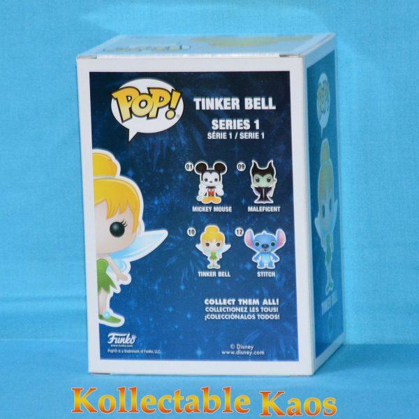FUN21921 Tinker Bell Pop 2 600x600 - Peter Pan - Tinker Bell Diamond Glitter Pop! Vinyl Figure (RS) #10