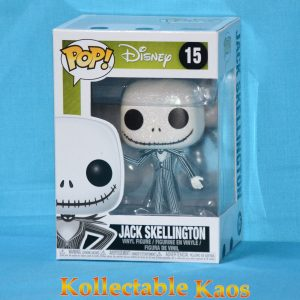 FUN29128 NBX Jack Skeelington DGL Pop 1 300x300 - The Nightmare Before Christmas - Jack Skellington Diamond Glitter Pop! Vinyl #15 + protector