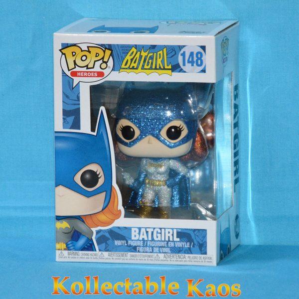 FUN30098 Batgirl DG Pop 1 600x600 - Batman - Batgirl Diamond Glitter Pop! Vinyl Figure (RS) #148 + Protector