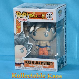 FUN31633 Dragon Ball Super Goku Ultra Instinct Pop 1 300x300 - Dragon Ball Super - Goku Ultra Instinct Pop! Vinyl Figure (RS) #386