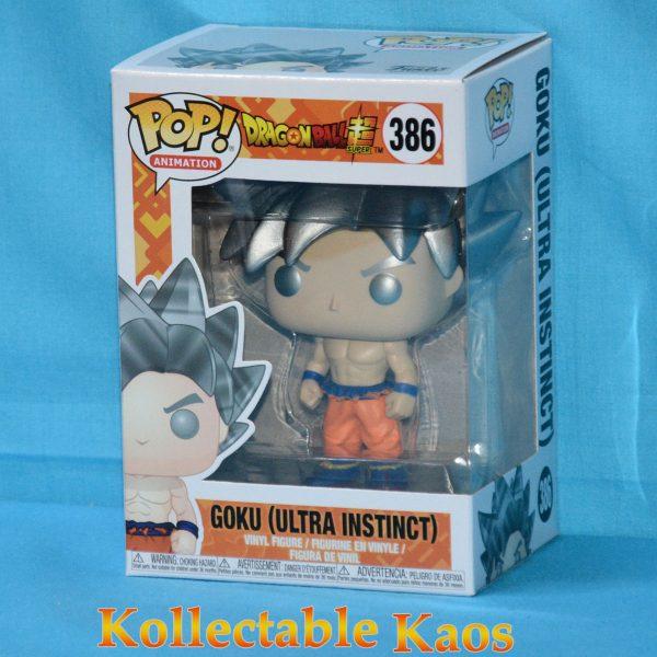 FUN31633 Dragon Ball Super Goku Ultra Instinct Pop 1 600x600 - Dragon Ball Super - Goku Ultra Instinct Pop! Vinyl Figure (RS) #386