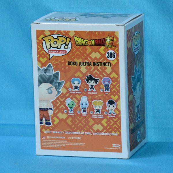 FUN31633 Dragon Ball Super Goku Ultra Instinct Pop 2 600x600 - Dragon Ball Super - Goku Ultra Instinct Pop! Vinyl Figure (RS) #386