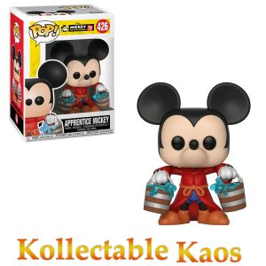 FUN32184 Disney Mickey 90th Apprentice Pop Vinyl 300x300 - Disney - Apprentice Mickey 90th Anniversary Pop! Vinyl Figure #426
