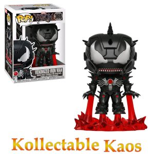 FUN32687 Marvel Venom Iron Man Pop 300x300 - Venom - Venomized Iron Man Pop! Vinyl Figure #365