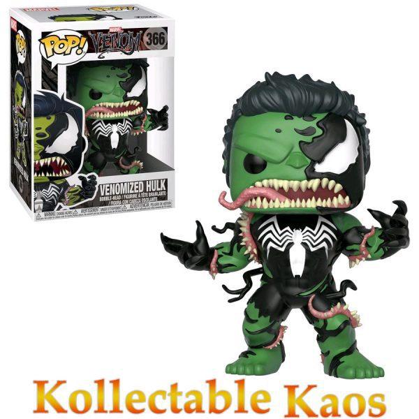 FUN32690 Marvel Venom Hulk Pop 600x600 - Venom - Venomized Hulk Pop! Vinyl Figure #366