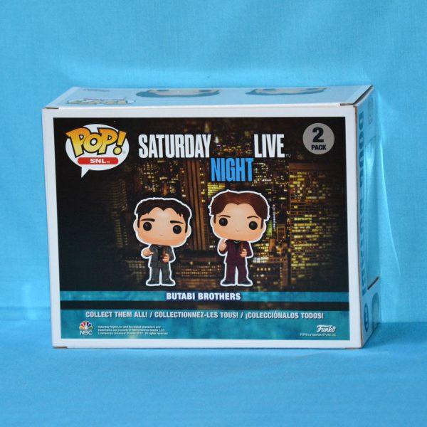 FUN32723 SNL Butabi Bros Pop 2 600x600 - NYCC 2018 - Saturday Night Live - Doug & Steve Butabi Pop! Vinyl Figure 2-Pack (RS)