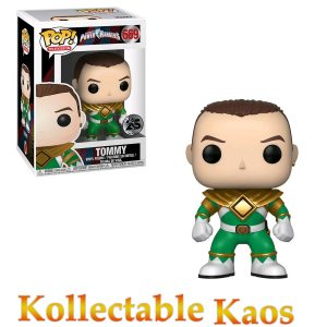 FUN32805 Power Rangers Green Ranger Pop 300x300 - Power Rangers - Tommy Unmasked Green Ranger Pop! Vinyl Figure #669