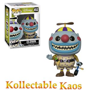 FUN32840 NBX Clown Pop Vinyl 300x300 - The Nightmare Before Christmas - Clown Pop! Vinyl Figure #452