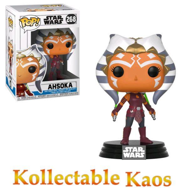 Star Wars: Clone Wars - Ahsoka Pop! Vinyl Figure