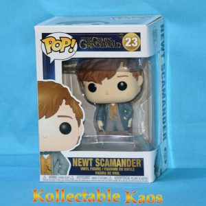 FUN33062 Fantastic Beasts Newt Luggage Pop 1 300x300 - Fantastic Beasts 2: The Crimes Of Grindelwald - Newt Scamander in Suitcase Pop! Vinyl Figure (RS) #23