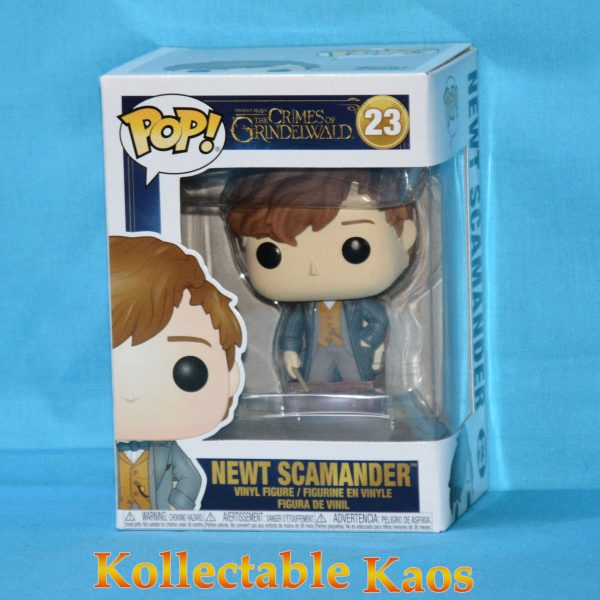 FUN33062 Fantastic Beasts Newt Luggage Pop 1 600x600 - Fantastic Beasts 2: The Crimes Of Grindelwald - Newt Scamander in Suitcase Pop! Vinyl Figure (RS) #23