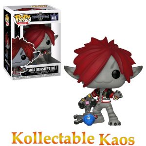 FUN34057 POP Kingdom Hearts Sora MonstersInc Pop 300x300 - Kingdom Hearts III - Sora Monster's Inc. Pop! Vinyl Figure #408