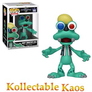 FUN34058 POP Kingdom Hearts Goofy Monsters Inc Pop 300x300 - Kingdom Hearts III - Goofy Monster's Inc. Pop! Vinyl Figure #409