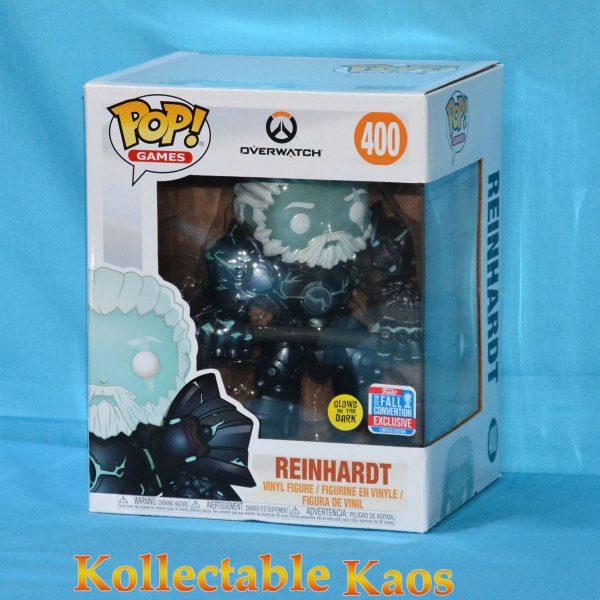 FUN34745 Overwatch Reinhardt 15cm Pop 1 600x600 - NYCC 2018 - Overwatch - Coldhardt Reinhardt 15cm Pop! Vinyl Figure (RS)