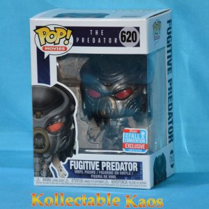 FUN34856 Predator FadeOut Fall Convention Pop 1 300x300 - NYCC 2018 - The Predator - Fugitive Predator Translucent Pop! Vinyl Figure (RS) #620