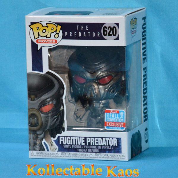 FUN34856 Predator FadeOut Fall Convention Pop 1 600x600 - NYCC 2018 - The Predator - Fugitive Predator Translucent Pop! Vinyl Figure (RS) #620