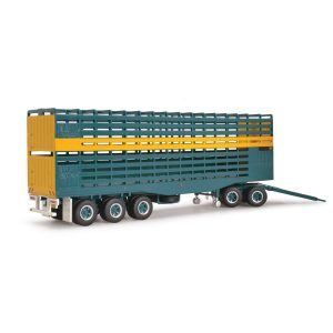 HR12989 Trailer Dolly 300x300 - 1:64 Highway Replicas – Livestock Road Train - Bagshaw - Livestock Trailer with Dolly
