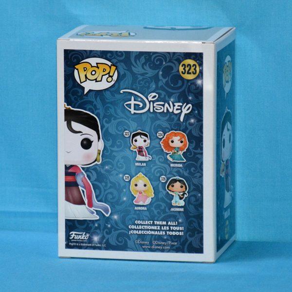 FUN29130 Mulan DGL Pop 2 600x600 - Mulan - Mulan Diamond Glitter Pop! Vinyl Figure (RS) #323