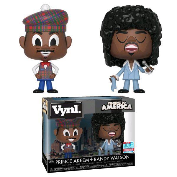 FUN32989 WB Coming To America VYNL 1 600x600 - Coming To America - Prince Akeem & Randy Watson Vinyl Figure 2-Pack (2018 NYCC) (RS)