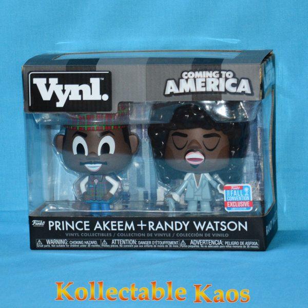 FUN32989 WB Coming To America VYNL 2 600x600 - Coming To America - Prince Akeem & Randy Watson Vinyl Figure 2-Pack (2018 NYCC) (RS)
