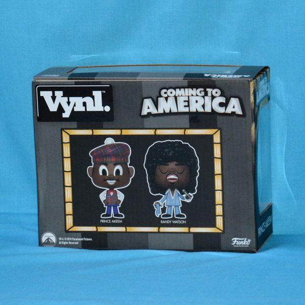 FUN32989 WB Coming To America VYNL 3 600x600 - Coming To America - Prince Akeem & Randy Watson Vinyl Figure 2-Pack (2018 NYCC) (RS)