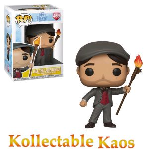 FUN33905 Mary Poppins Jack The Lamplighter Pop 300x300 - Mary Poppins Returns - Jack the Lamplighter Pop! Vinyl Figure #469
