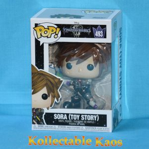 FUN34063 Kingdom Hearts 3 Sora Toy Story Pop 1 300x300 - Kingdom Hearts III - Sora Toy Story Pop! Vinyl Figure (RS) #493
