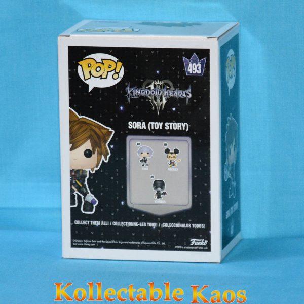 FUN34063 Kingdom Hearts 3 Sora Toy Story Pop 2 600x600 - Kingdom Hearts III - Sora Toy Story Pop! Vinyl Figure (RS) #493