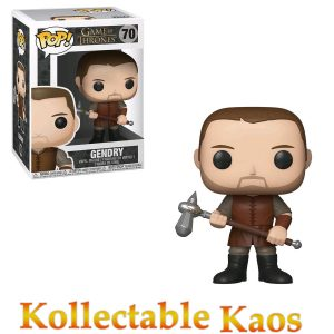 FUN34620 GOT Gendry Pop 300x300 - Game of Thrones - Gendry Pop! Vinyl Figure #70