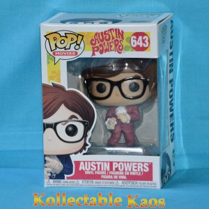 FUN34995 Austin Powers Red Pop 1 300x300 - Austin Powers - Austin in Red Suit Pop! Vinyl Figure (RS) #643