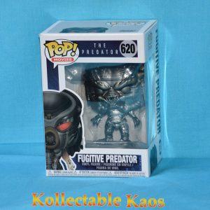 FUN35344 The Predator Predator Pop Vinyl 1 300x300 - The Predator (2018) - Fugitive Predator Gun Metal Metallic Pop! Vinyl Figure (RS) #620