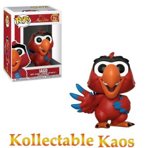 FUN35756 Aladdin Iago Pop 300x300 - Aladdin - Iago Pop! Vinyl Figure #479