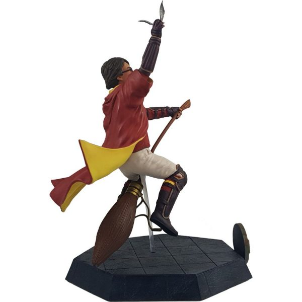 ICH1263 Harry Potter Harry Quidditch Outfit PVC Statue 4 600x600 - Harry Potter and the Chamber of Secrets - Harry Potter Quidditch 17.5cm PVC Statue