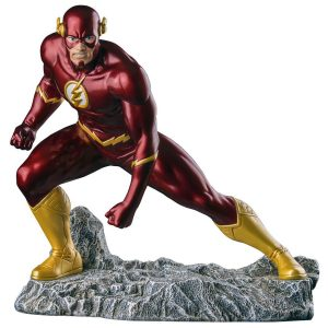 IKO0937 Flash N52 Statue 2 300x300 - Flash - New 52 Flash 1:6 Scale Metallic Statue