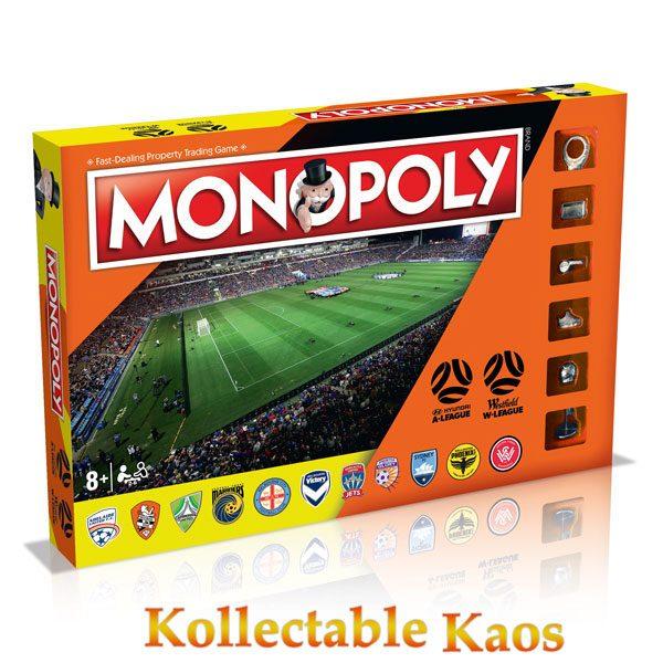 WIN003425 Hyundai A League Monopoly 1 600x600 - Monopoly - Hyundai A-League Edition