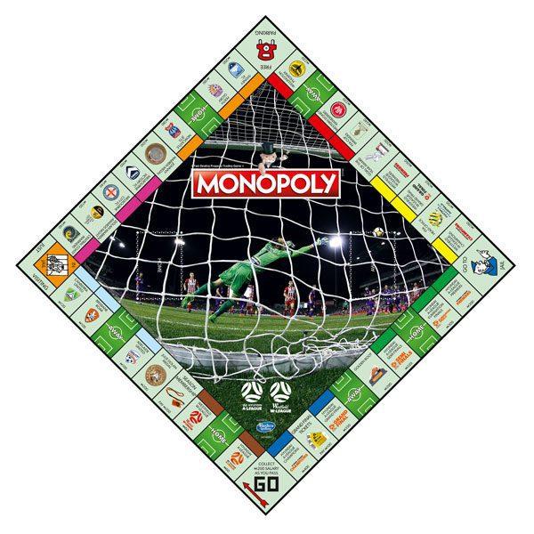 WIN003425 Hyundai A League Monopoly 2 600x600 - Monopoly - Hyundai A-League Edition