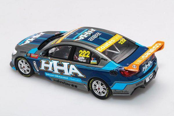 B43H14F Holden VF Percat Gavin 2 600x400 - 1:43 Biante - 2014 Bathurst 3rd Place - Holden VF Commodore - #222 Percat/Gavin
