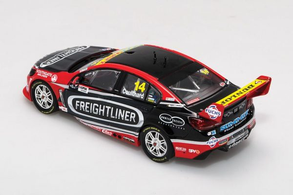 B43H15D Holden VF Coulthard 2 600x400 - 1:43 Biante - 2015 Holden VF Commodore - Freightliner Racing - #14 Coulthard