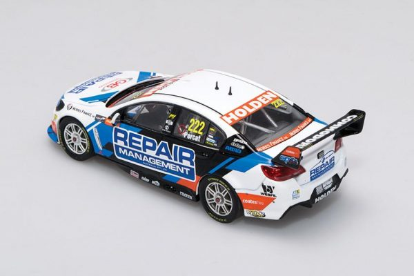 B43H15U Holden VF Percat 2 600x400 - 1:43 Biante - 2015 Holden VF Commodore - Lucas Dumbrell Motorsport - #222 Percat