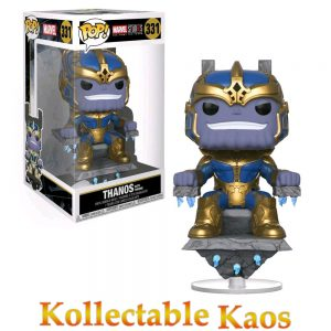 FUN29832 Thanos on Thrones Pop 300x300 - Marvel Studios: The First Ten Years - Thanos on Throne 20cm Pop! Vinyl (RS) #331