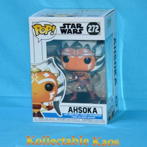Star Wars: Clone Wars - Ahsoka in Classic Outfit Pop! Vinyl Figure