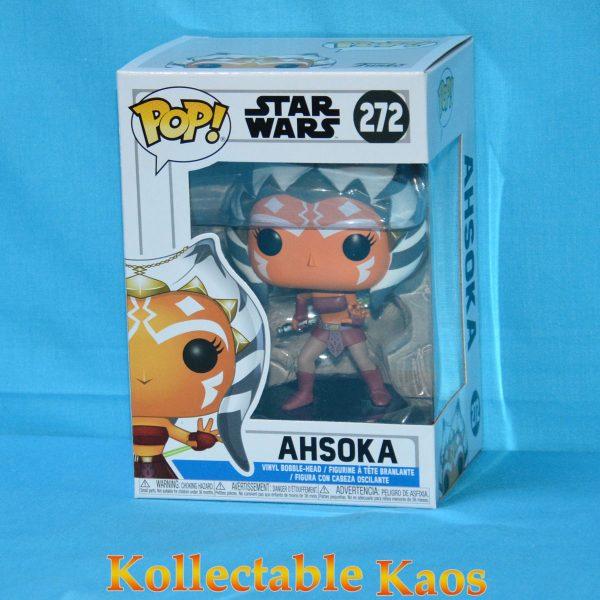 Star Wars: Clone Wars - Ahsoka in Classic Outfit Pop! Vinyl Figure