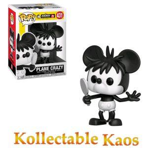 Mickeys Plane Crazy Pop