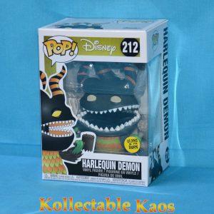 FUN32843 NBX Harlequin Demon GW Pop 1 300x300 - The Nightmare Before Christmas - Harlequin Demon Glow in the Dark Pop! Vinyl Figure (RS) #212