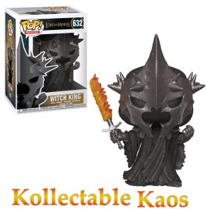FUN33251 LOTR Hobbit Witch King Pop 300x300 - The Lord of the Rings - Witch King Pop! Vinyl Figure #632