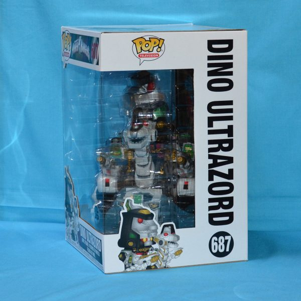 FUN33630 Power Rangers Dino Ultrazord Pop 2 600x600 - Power Rangers - Dino Ultrazord 25cm Pop! Vinyl Figure (RS) #687