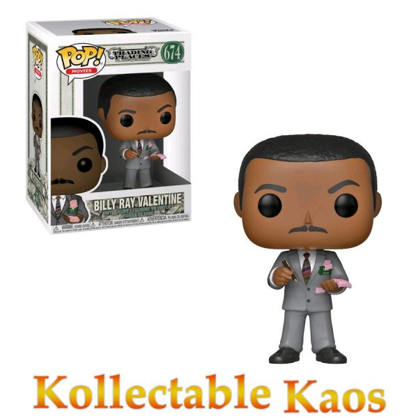 FUN34889 Trading Places Billy Ray Pop 600x600 - Trading Places - Billy Ray Valentine Pop! Vinyl Figure #674